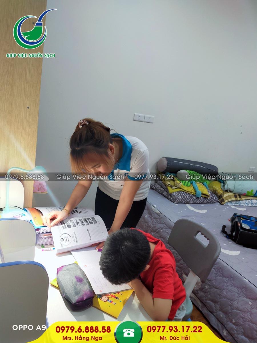 Hỏi giúp việc chung cư 60 Lê Văn Lương