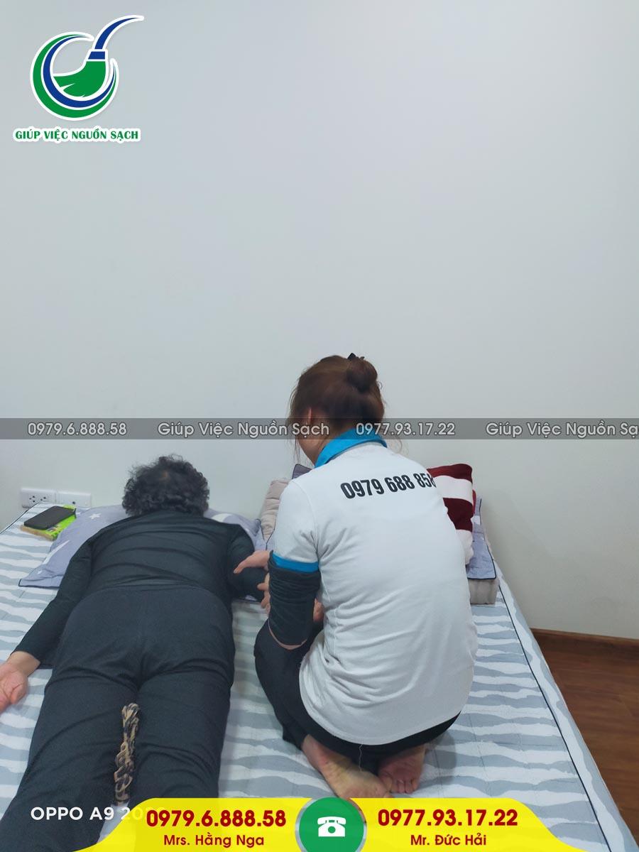 Thuê giúp việc chăm người bệnh tại Hà Nội