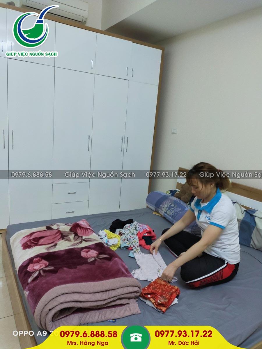 Tìm giúp việc chăm người bệnh tại Hà Nội