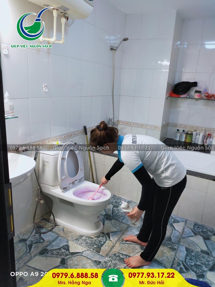 Cung cấp người giúp việc gia đình tại Phường Văn Quán