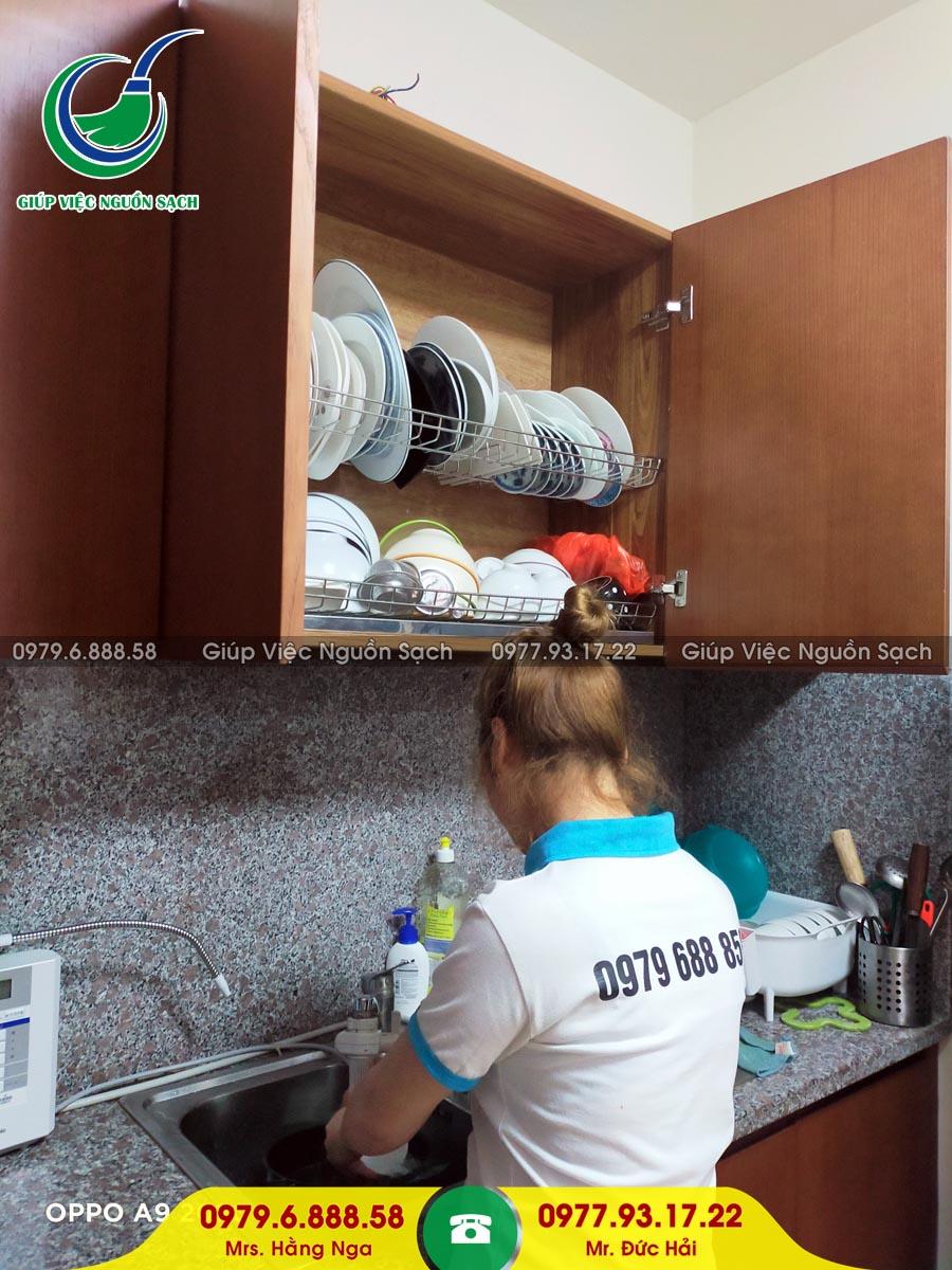Cung cấp người giúp việc gia đình tại Phường Thanh Trì
