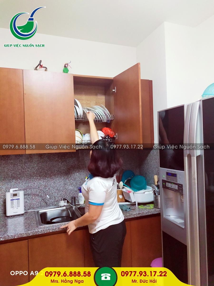 Cung cấp người giúp việc gia đình tại phường Quốc Tử Giám