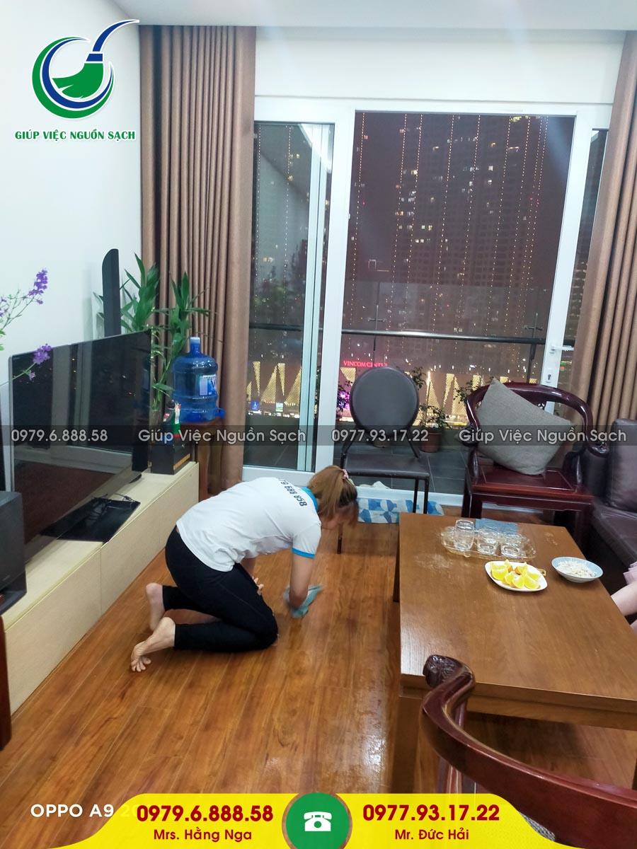 Cung cấp người giúp việc gia đình tại phường cổ Nhuế 2