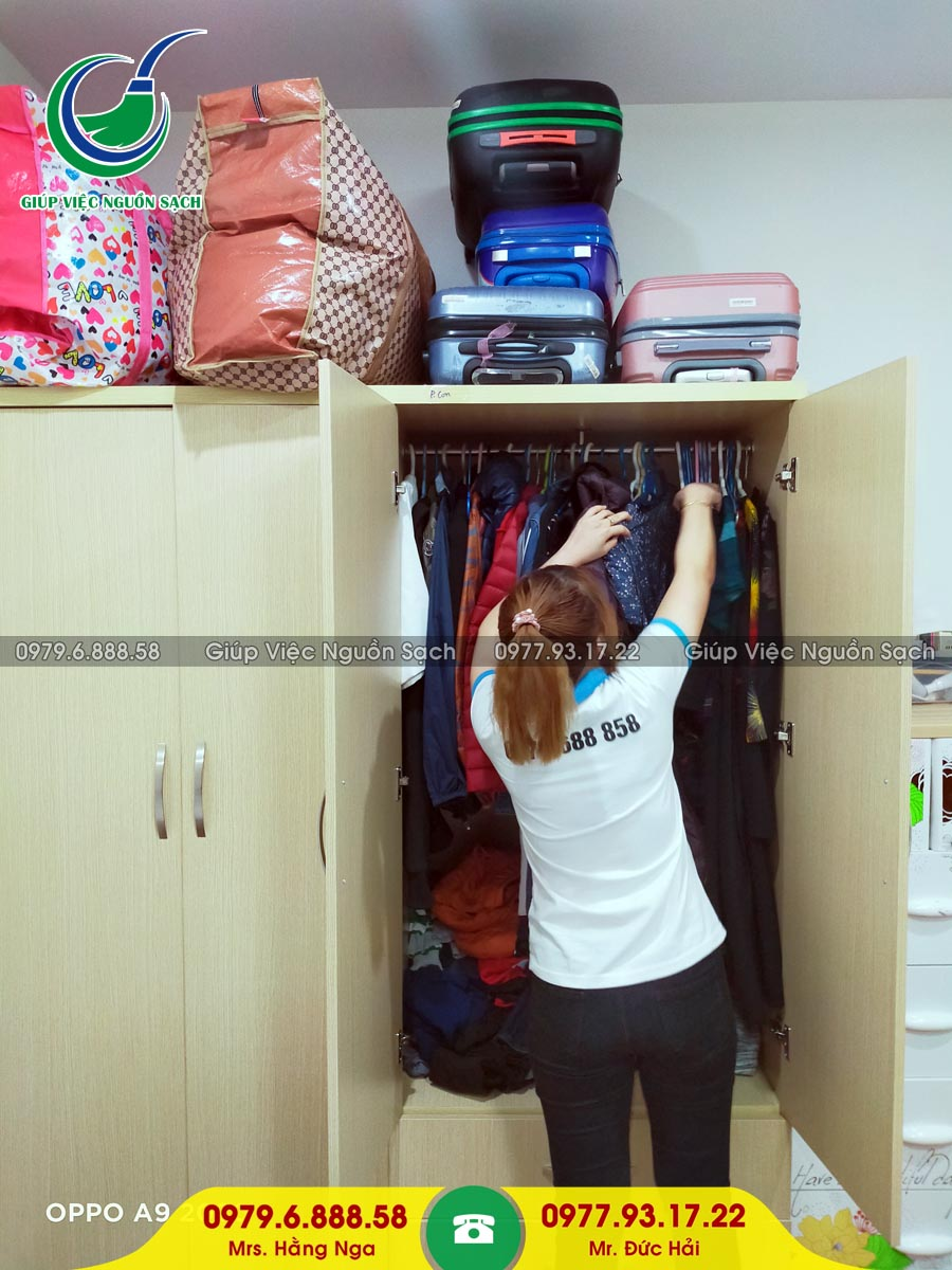 Cung cấp người giúp việc gia đình tại phường Mai Dịch