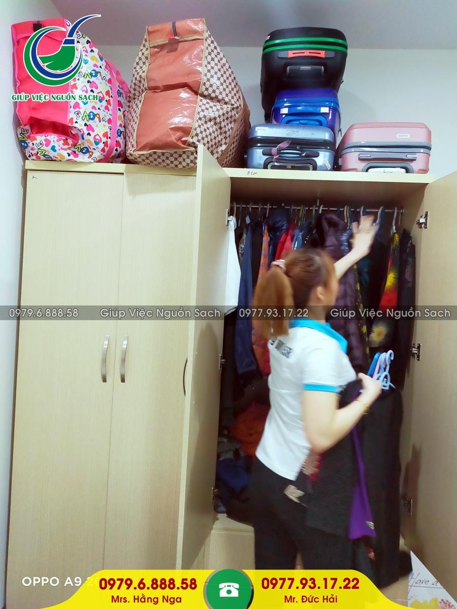 Cung cấp người giúp việc gia đình tại phường Thổ Quan