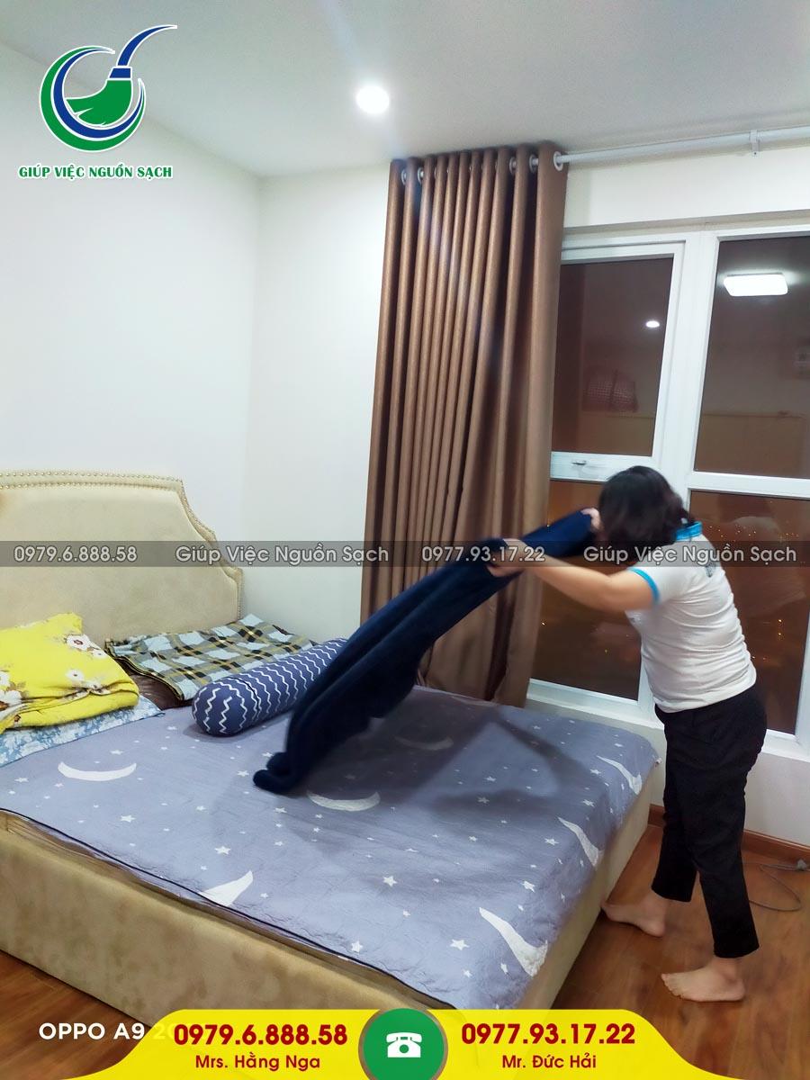 Cung cấp người giúp việc gia đình tại phường Khương Đình