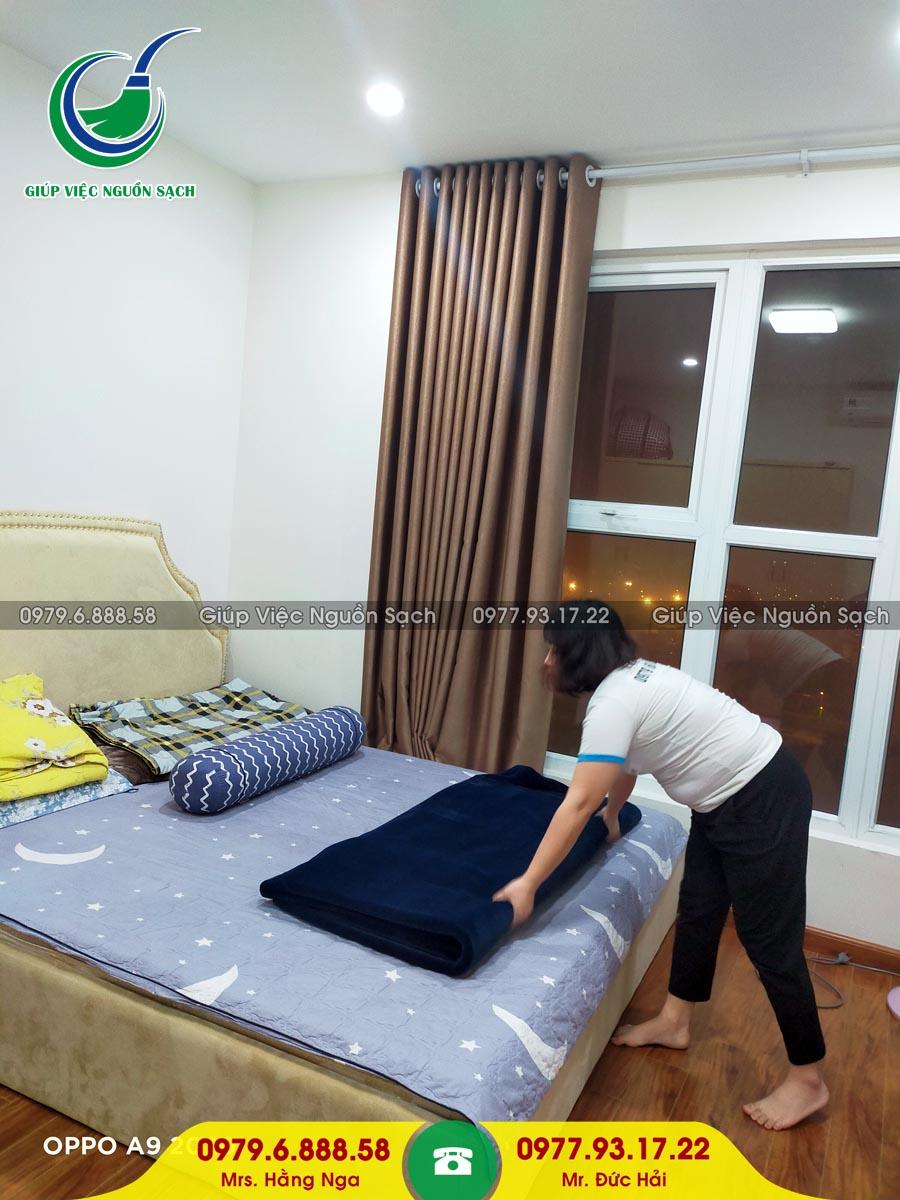Cung cấp người giúp việc gia đình tại phường Văn Miếu