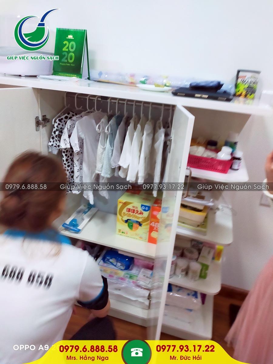 Cung cấp người giúp việc gia đình tại Phường Giáp Bát