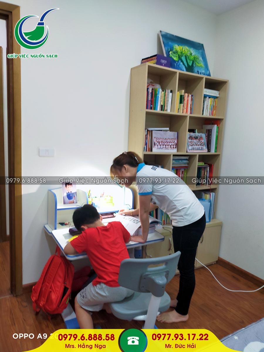 Cung cấp người giúp việc gia đình tại phường Thượng Đình