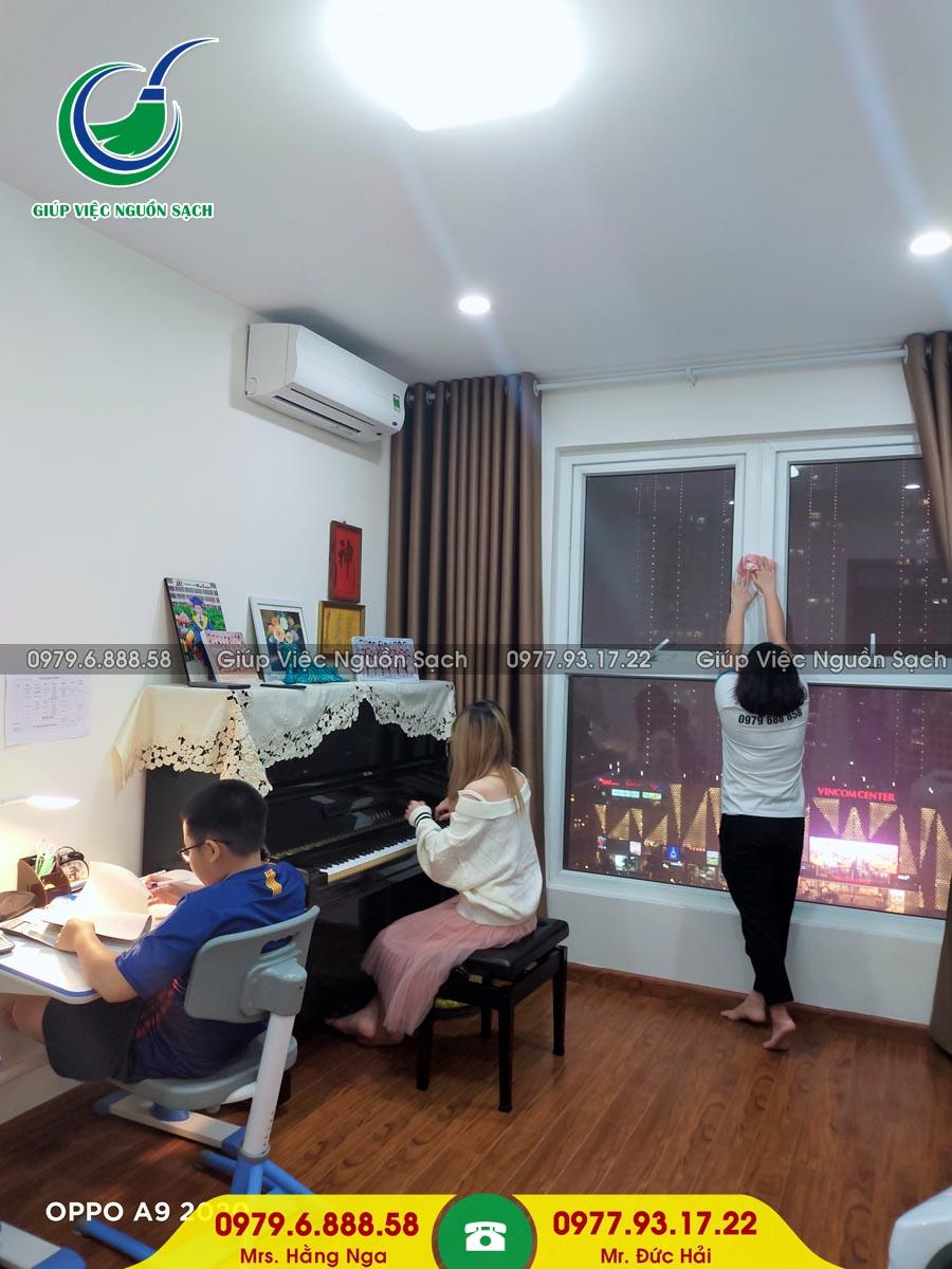 Cung cấp người giúp việc gia đình tại phường Quang Trung