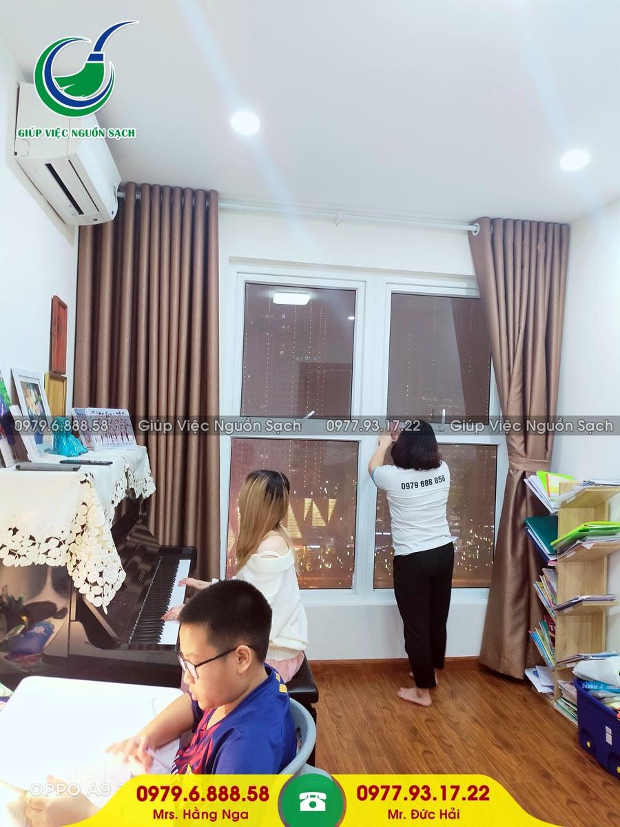 Cung cấp người giúp việc gia đình tại phường Khương Thượng