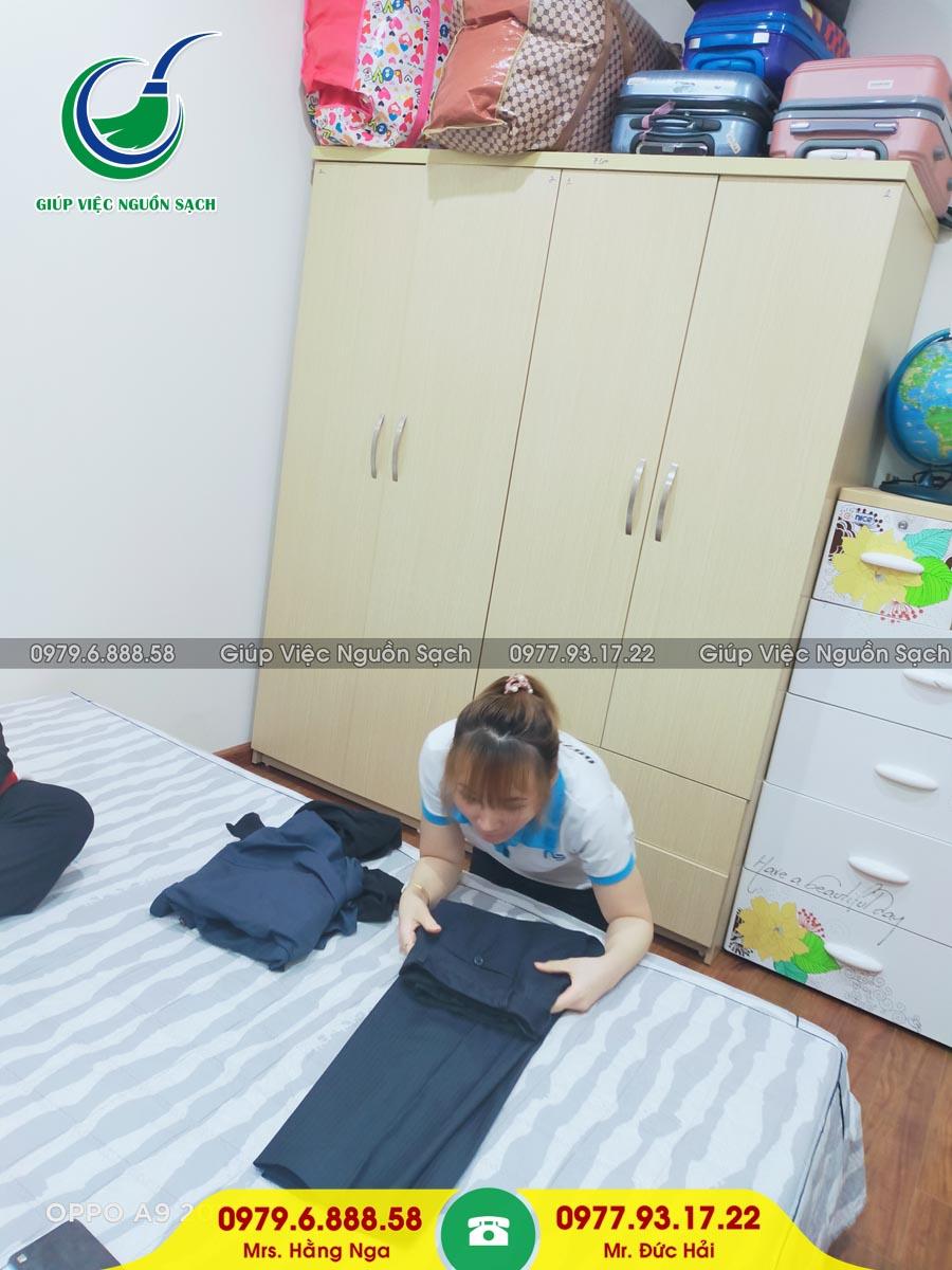 Giá giúp việc theo giờ tại Hà Nội