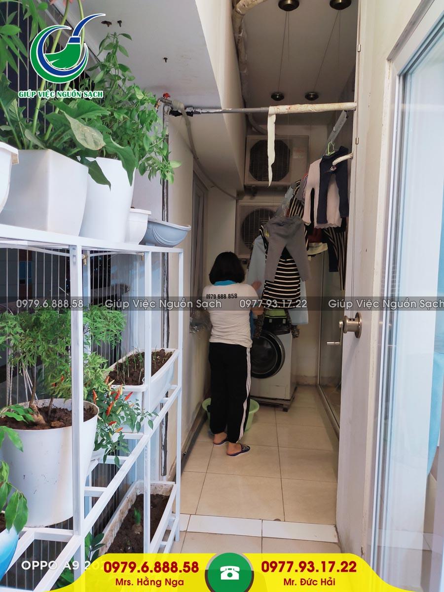 Giúp việc theo giờ tại Hà Nội