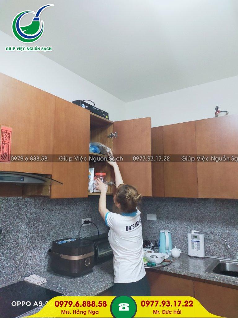 Cung cấp người giúp việc nhà chung cư tại Hà Nội