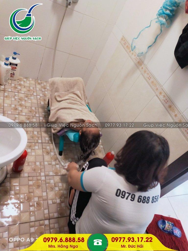 Thuê giúp việc nhà chăm trẻ tại Hà Nội