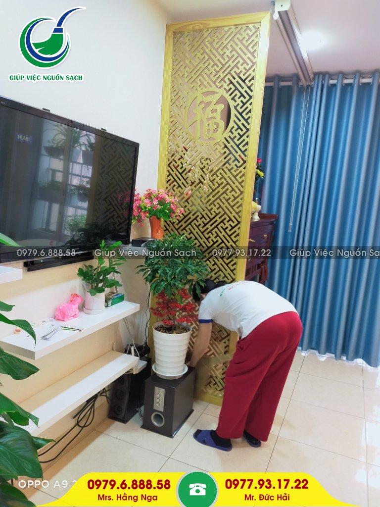 Thuê giúp việc cho người nước ngoài tại Hà Nội