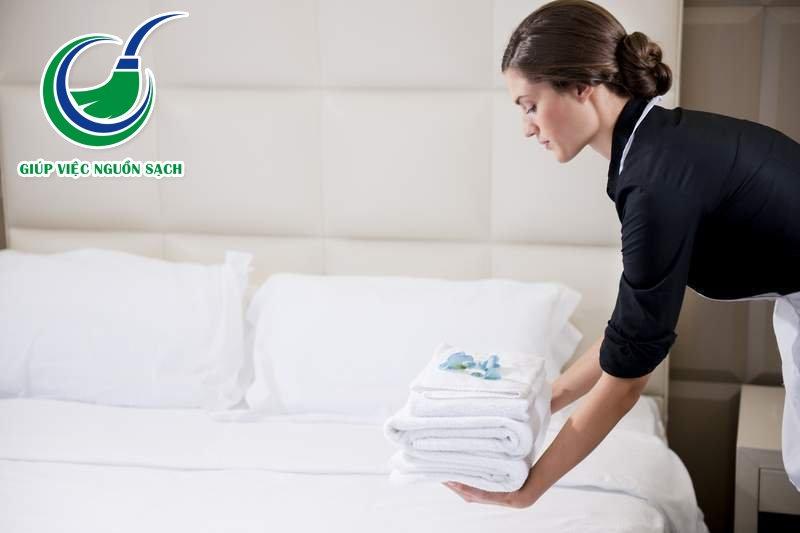 Cung cấp người giúp việc khách sạn tại Hà Nội
