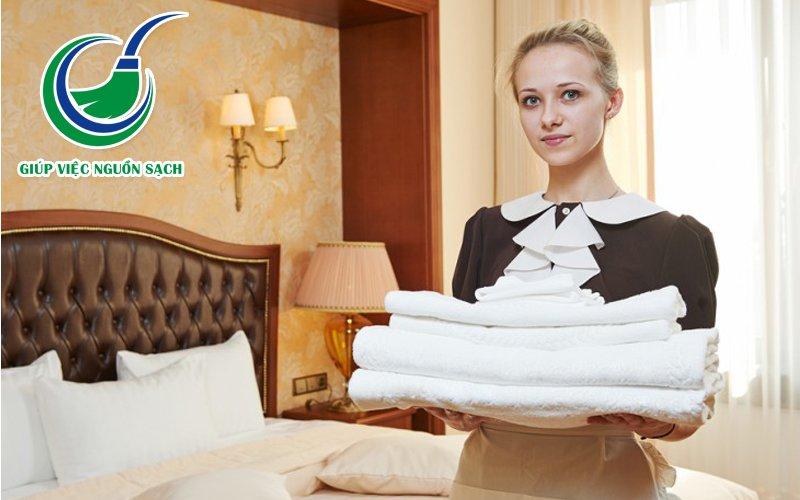 Cần tìm giúp việc khách sạn