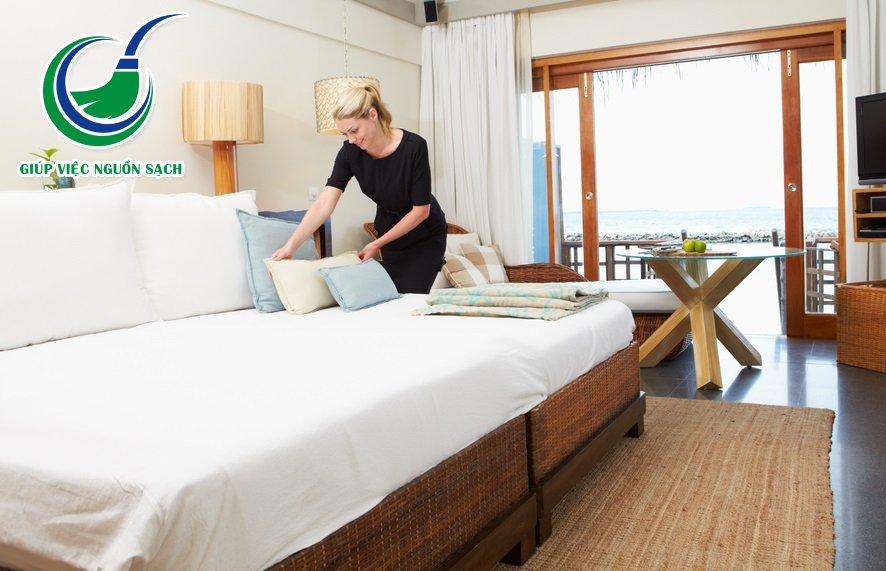 Cần thuê giúp việc khách sạn