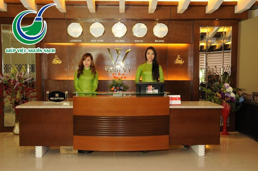 Thuê giúp việc khách sạn