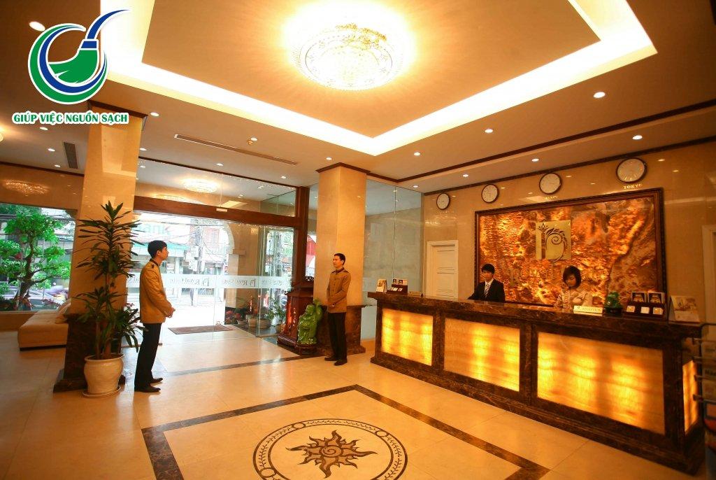 Tìm giúp việc khách sạn tại Hà Nội