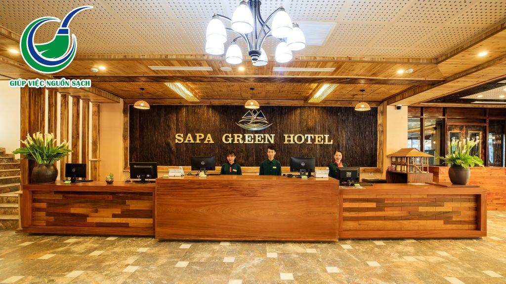 Thuê giúp việc khách sạn tại Hà Nội