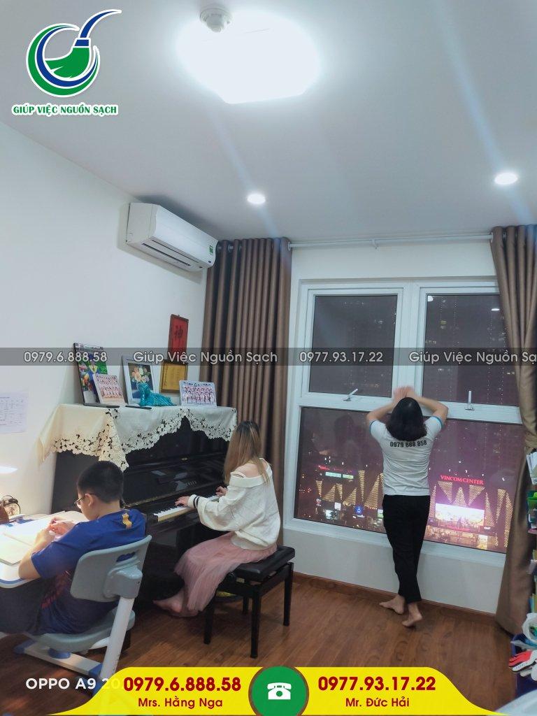 Tìm giúp việc nhà ngày tết tại Hà Nội