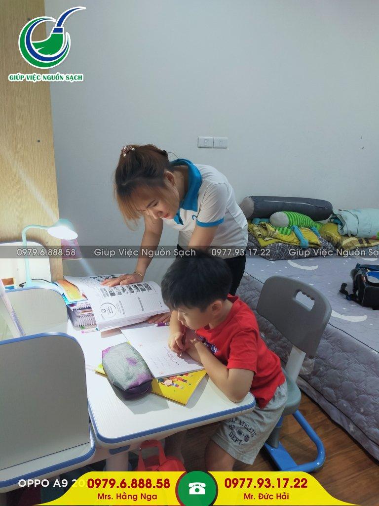 Cung cấp người giúp việc parttime tại Hà Nội