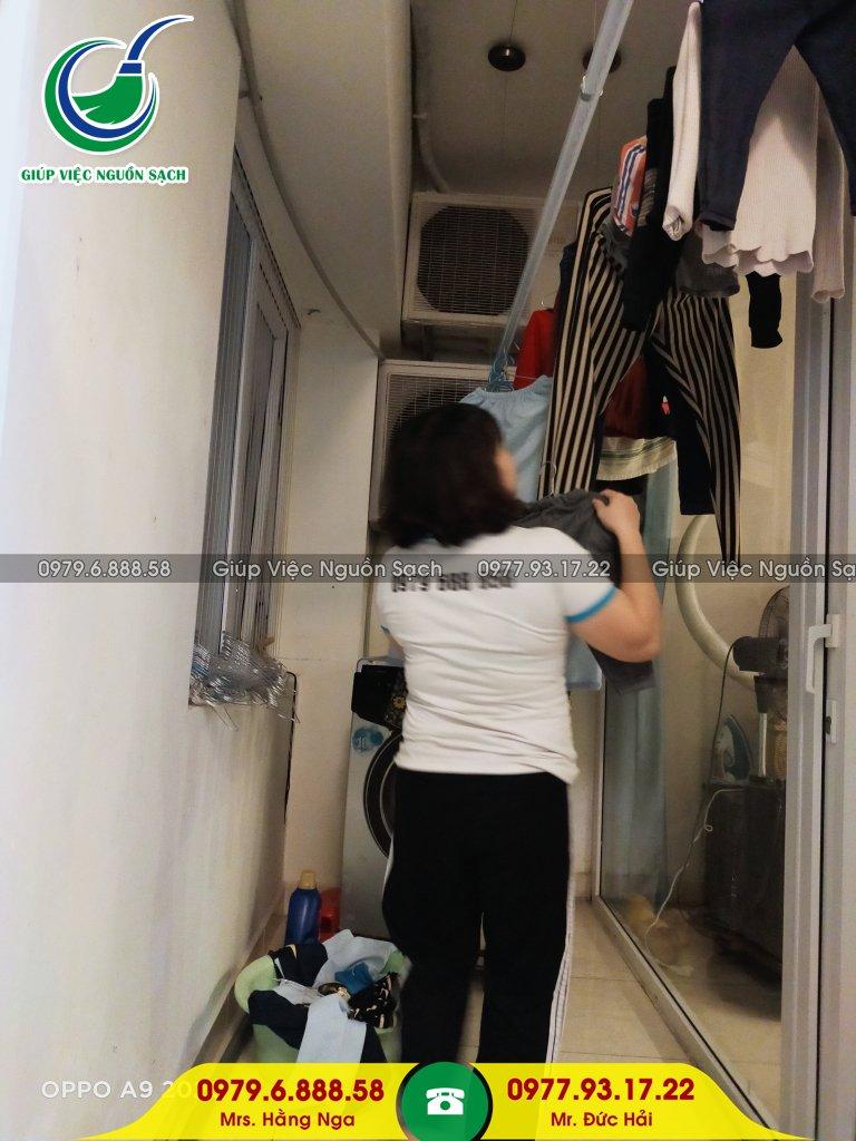 Cung cấp người giúp việc cho gia đình danh Hài tại Hà Nội
