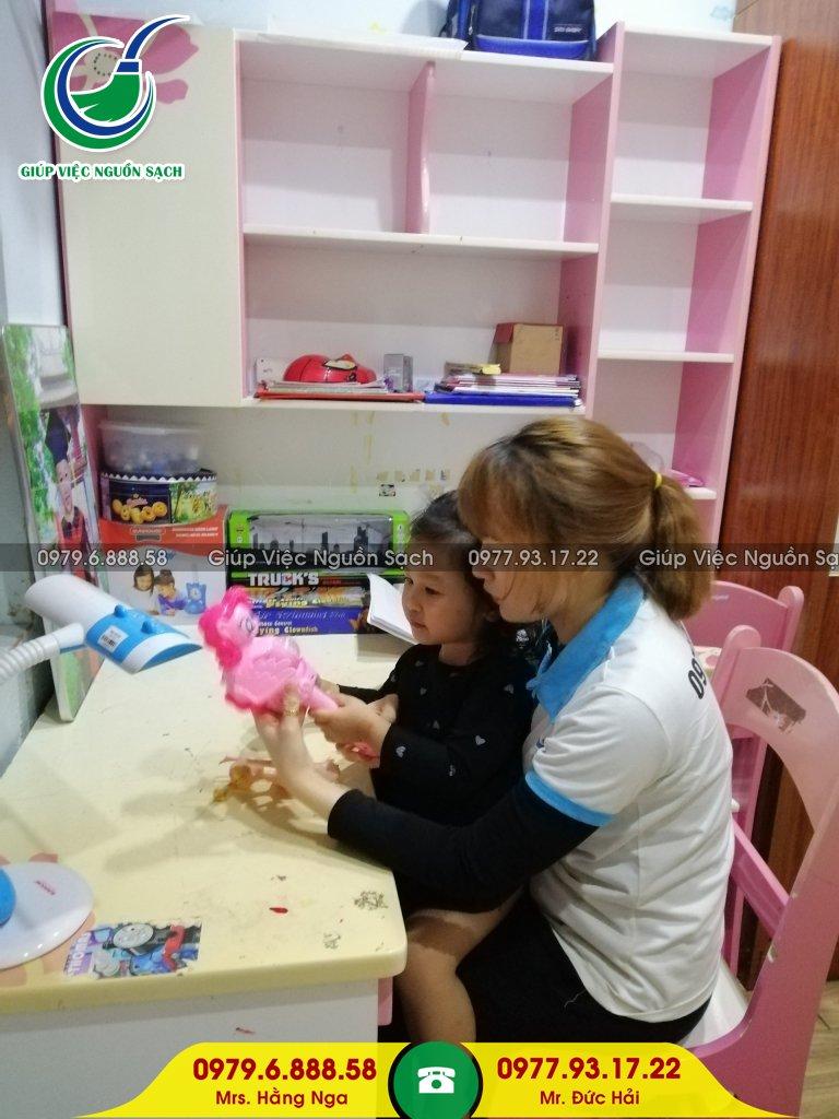 Tìm giúp việc nhà 1 ngày tại Hà Nội