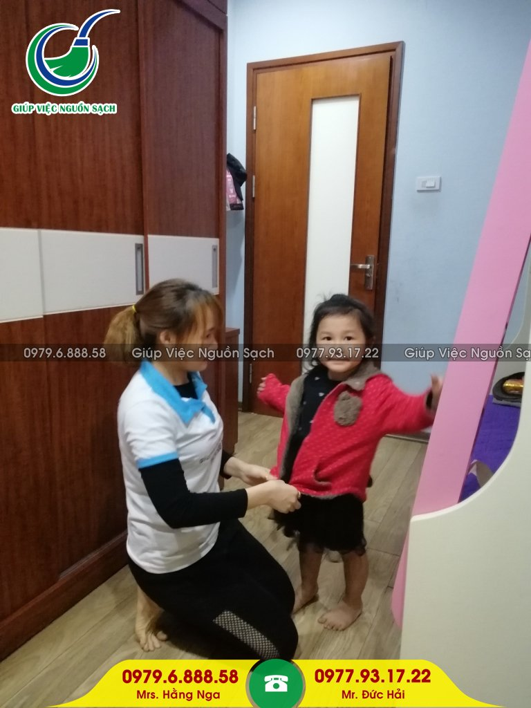Giá giúp việc 1 ngày tại Hà Nội
