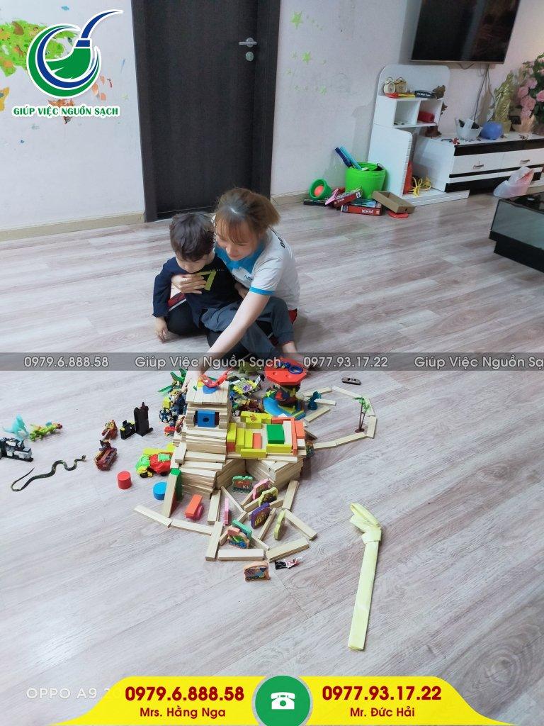 Tuyển dụng và tìm người giúp việc gia đình và lao động phổ thông tại Hà Nội