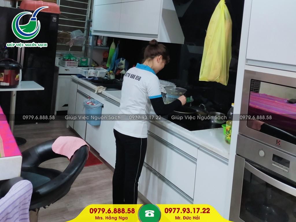 Cung cấp người giúp việc cho người nước ngoài tại Hà Nội