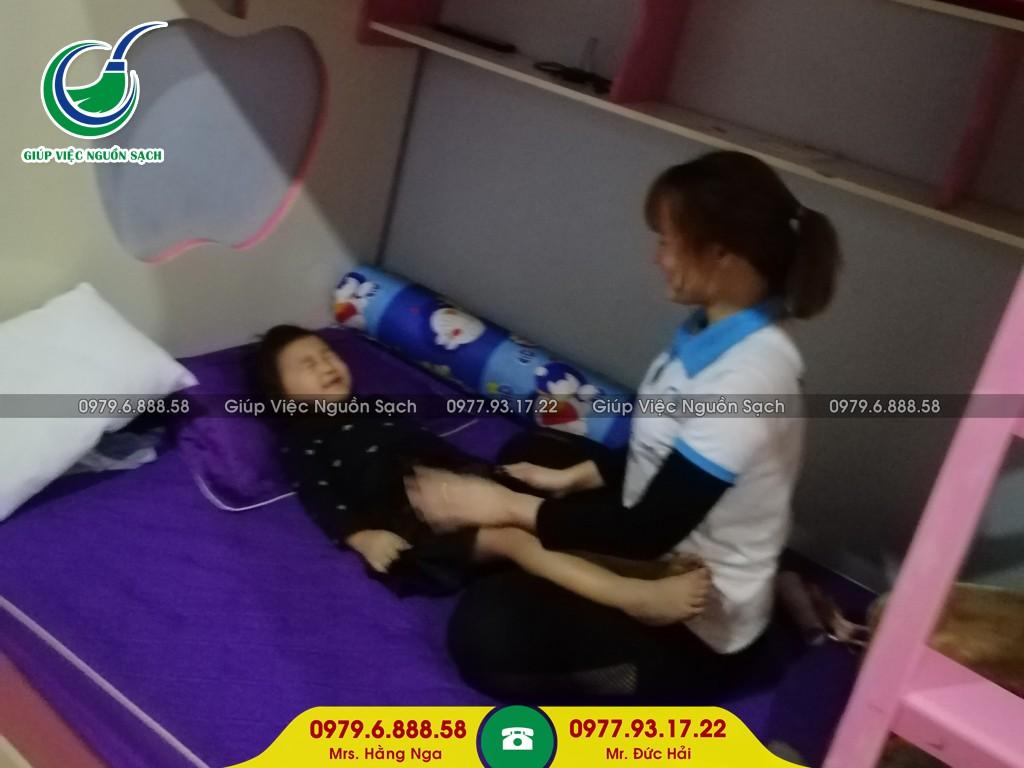 Cung cấp người giúp việc khuyết tật tại Hà Nội