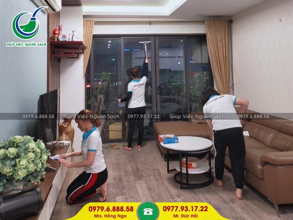 Cung cấp người giúp việc ngày tết tại Hà Nội
